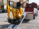 M070/35L - Longueur 3m50 - Charge 845 kg