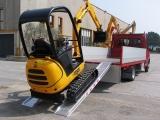 M100/45L - Longueur 4m50 - Charge 1165 kg