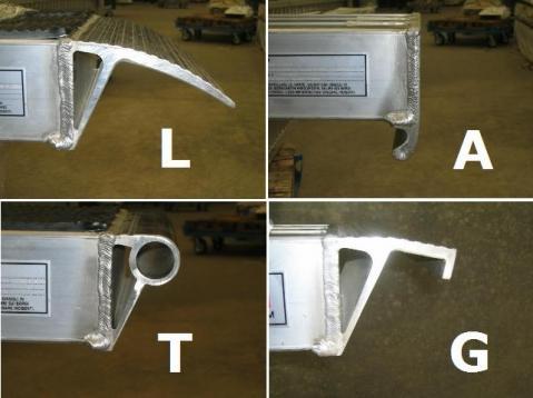 M200/45 - Longueur 4m50 - Charge 8500 kg