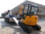 M165/40L - Longueur 4m00 - Charge 5620 kg