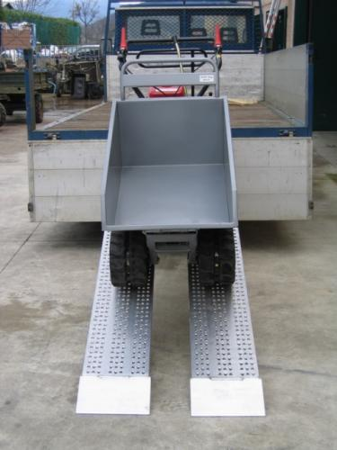 M040B2/25/2 - Longueur 2m50 - Charge 1678 kg